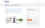 Menlo Security Website - Demo Page