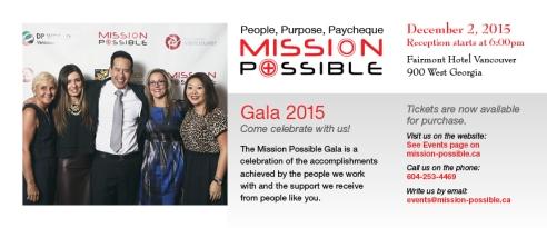 Mission Possible Gala Invite 2015