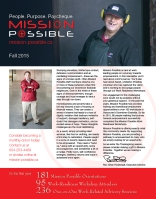 Mission Possible Newsletter Fall 2015
