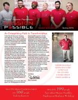 Mission Possible Newsletter Spring 2016