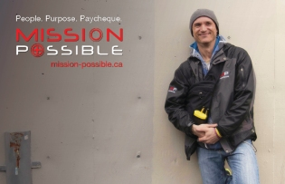 Mission Possible Welcome Brochure Front